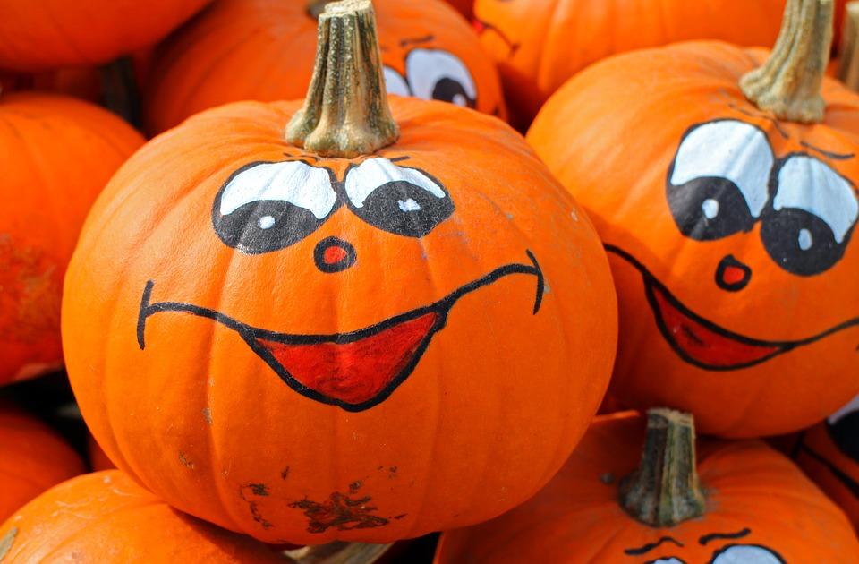Préparez votre décoration d'Halloween