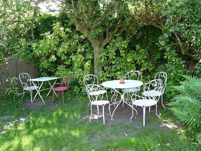 Quatre idées décorations pour votre jardin
